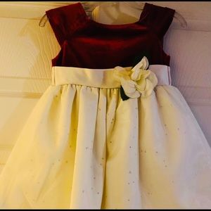 Gorgeous Holiday Dress - Size 18 Months